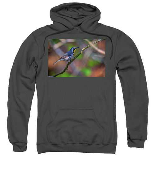 Yellow-throated Warbler Sweatshirt