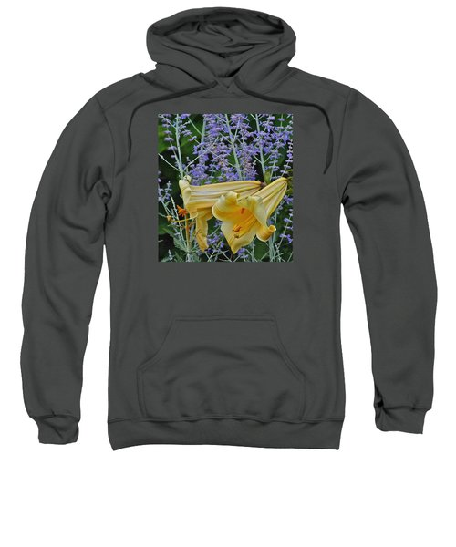Yellow Trumpets Sweatshirt