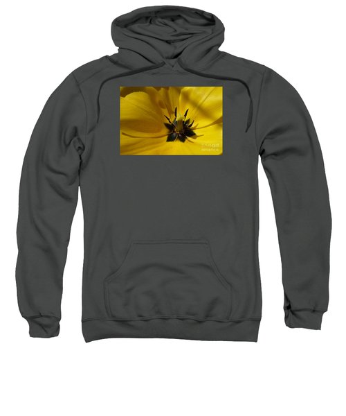 Yellow Tulip 1 Sweatshirt