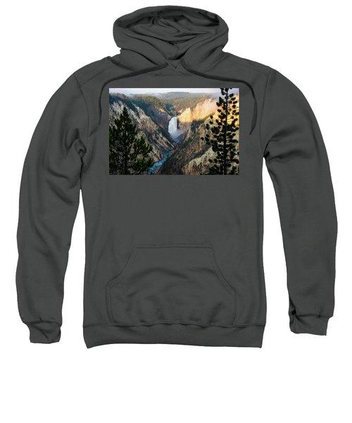 Yellowstone Falls Sweatshirt