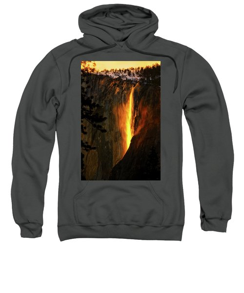 Yosemite Firefall Sweatshirt