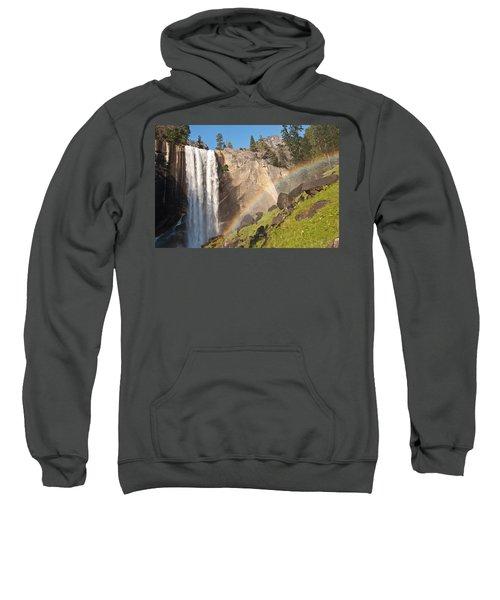 Yosemite Mist Trail Rainbow Sweatshirt