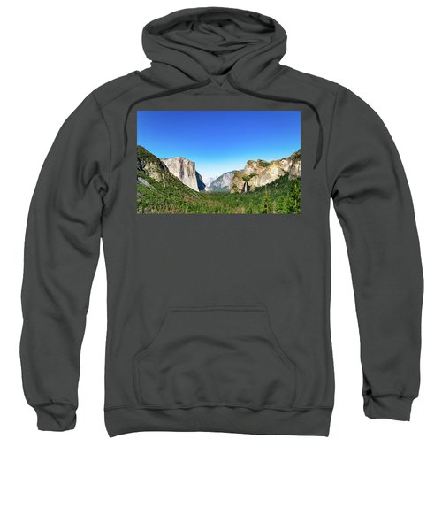 Yosemite Valley- Sweatshirt