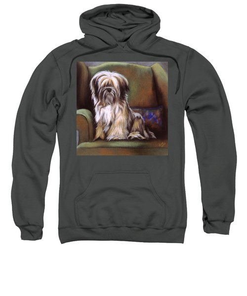 You Are In My Spot Again Sweatshirt