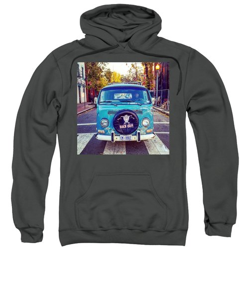 You Don't Want To Mess With This Sweatshirt