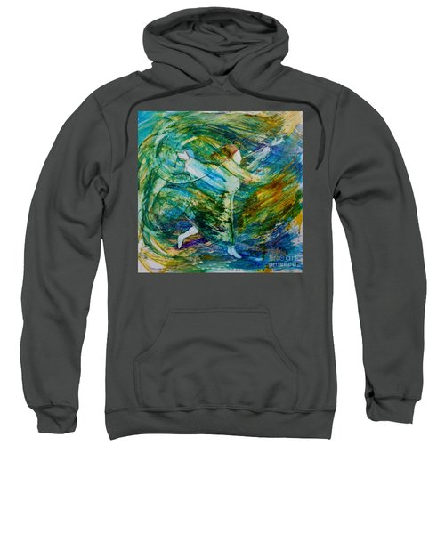 You Make Me Brave Sweatshirt