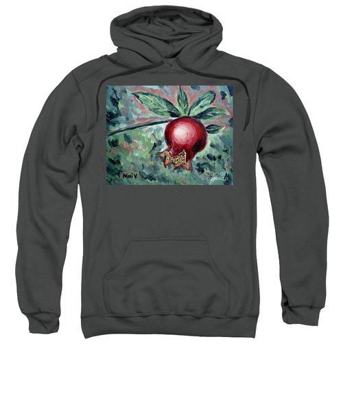 Young Pomegranate Sweatshirt
