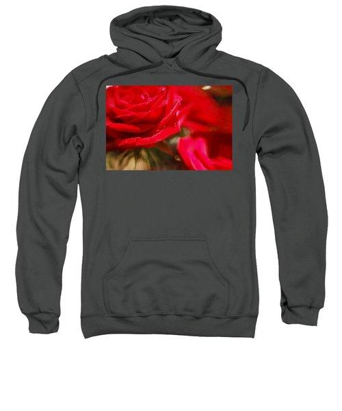 Your Love Spins Me 'round Sweatshirt