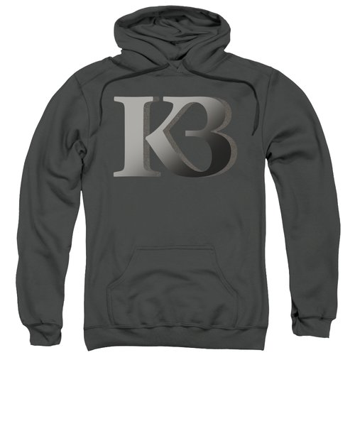 Your Name - K B Monogram 2 Sweatshirt
