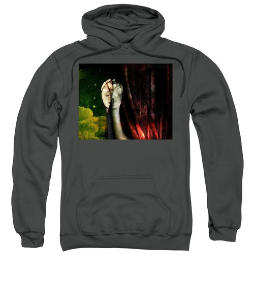 You...with The Clouds In Your Eyes Sweatshirt