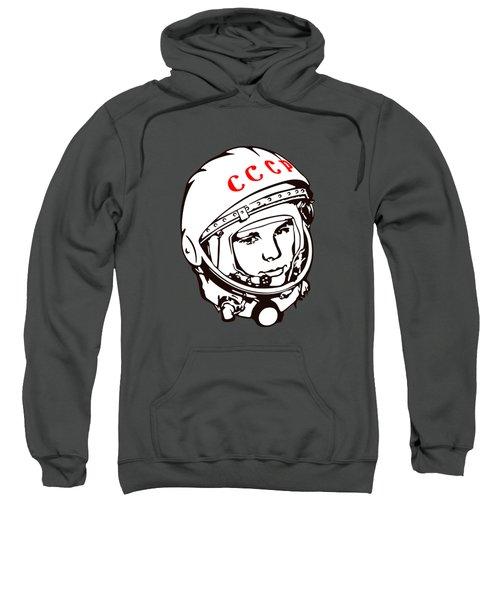 Yuri Gagarin Cccp Sweatshirt