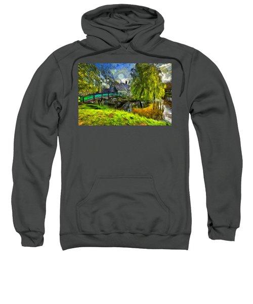 Zaanse Schans Sweatshirt