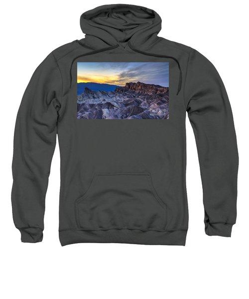 Zabriskie Point Sunset Sweatshirt