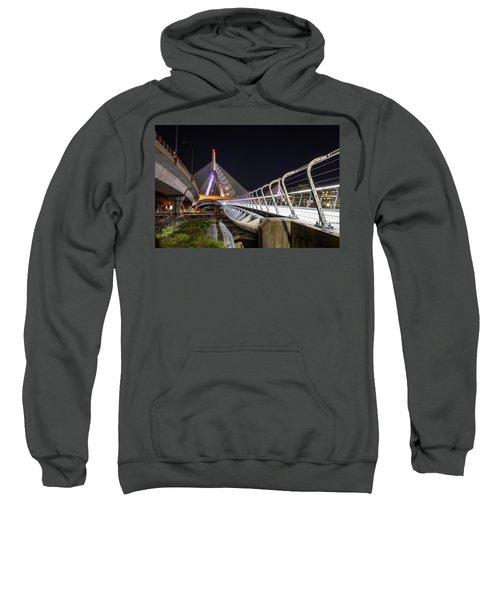 Zakim Bridge Walkway Sweatshirt
