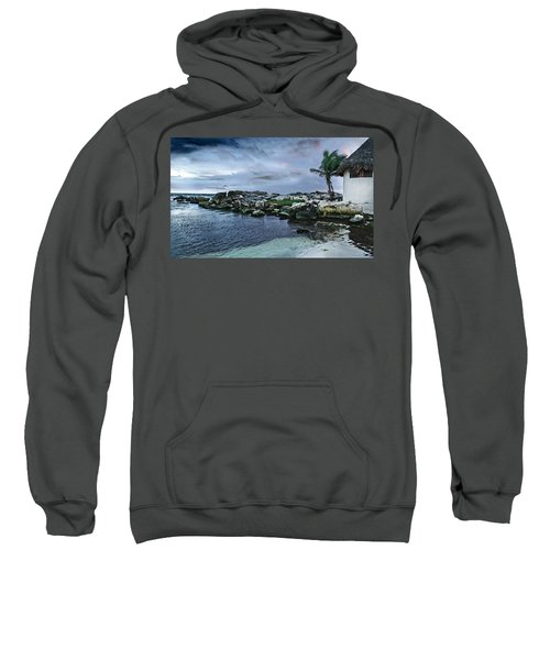 Zamas Beach #8 Sweatshirt