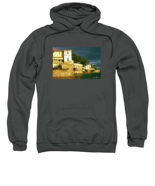 Zanzibar Storm Clouds Sweatshirt