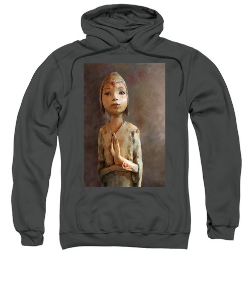 Zen Be With You Sweatshirt