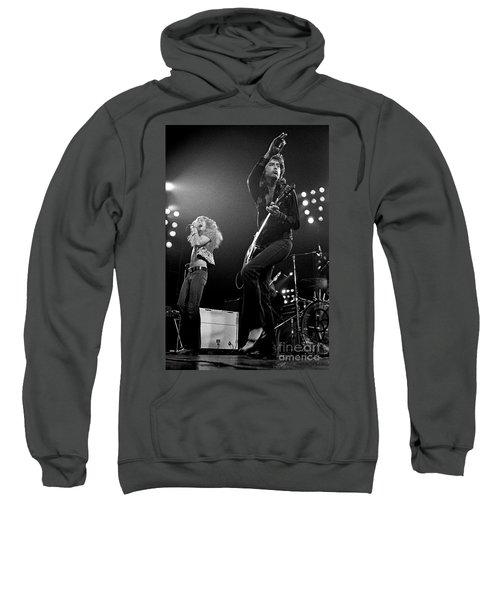 Zeppelin Rocks Sweatshirt