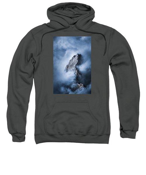 Zugspitze Sweatshirt by Yu Kodama Photography