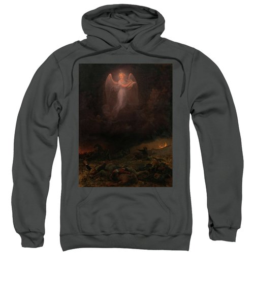 Angel On The Battlefield Sweatshirt
