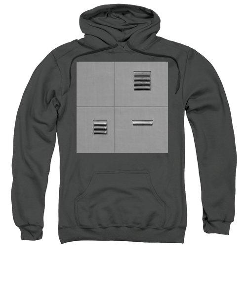 Asymmetry Sweatshirt