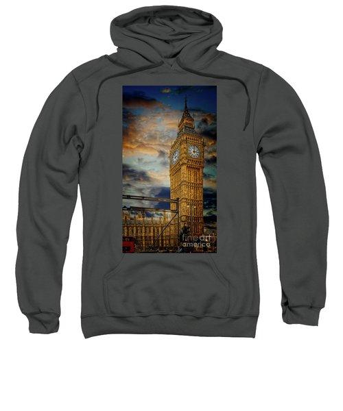 Big Ben London City Sweatshirt