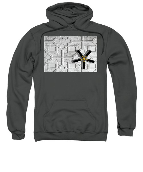 Black And White In Color Sweatshirt