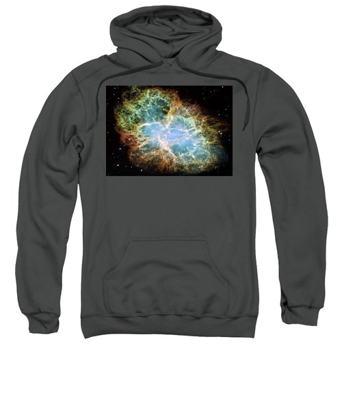 Crab Nebula Sweatshirt