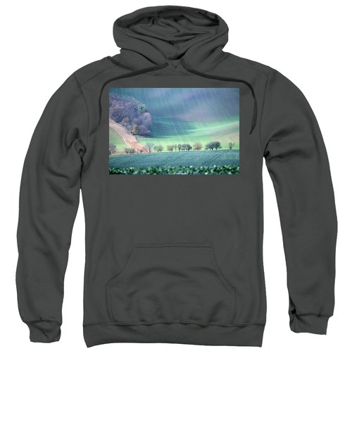 Autumn In South Moravia 1 Sweatshirt