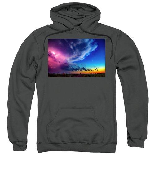 Epic Nebraska Lightning 007 Sweatshirt