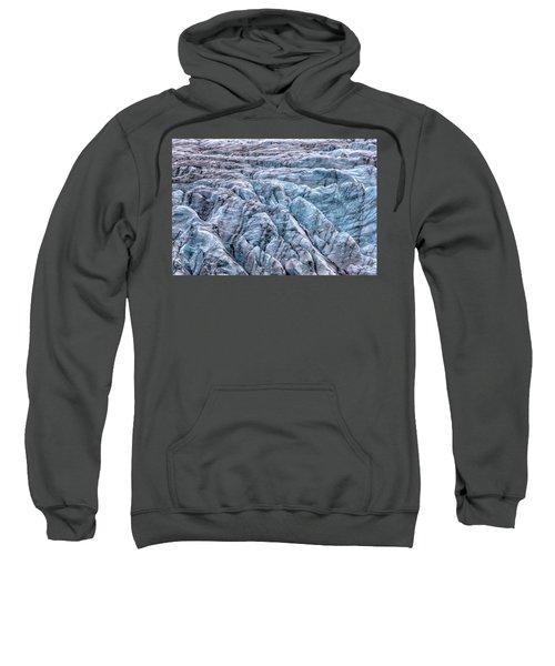 Iceland Glacier  Sweatshirt