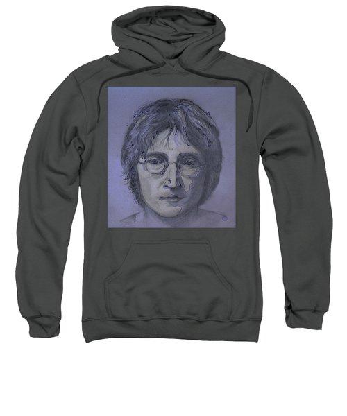 John Lennon Re-imagined Sweatshirt