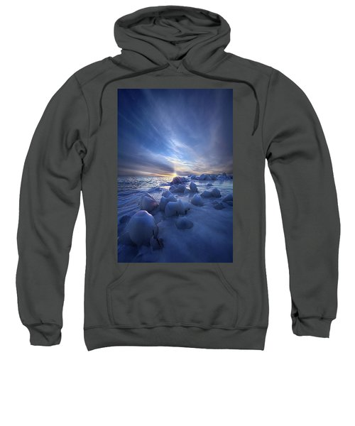 Letting Go Sweatshirt