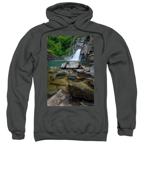 Linville Gorge - Waterfall Sweatshirt