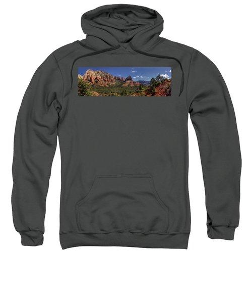 Mormon Canyon Panorama Sweatshirt