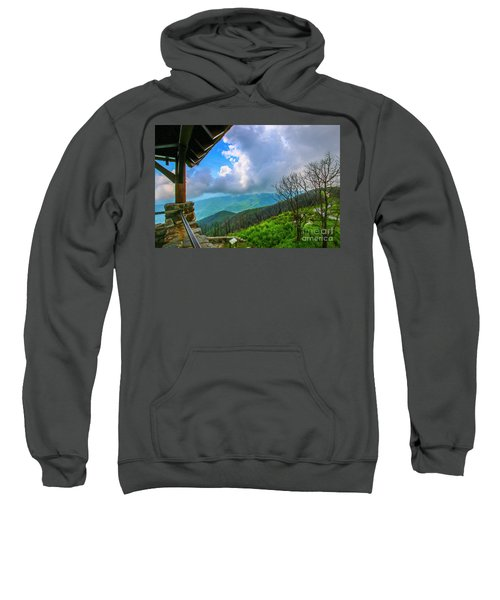 Observation Tower View Sweatshirt