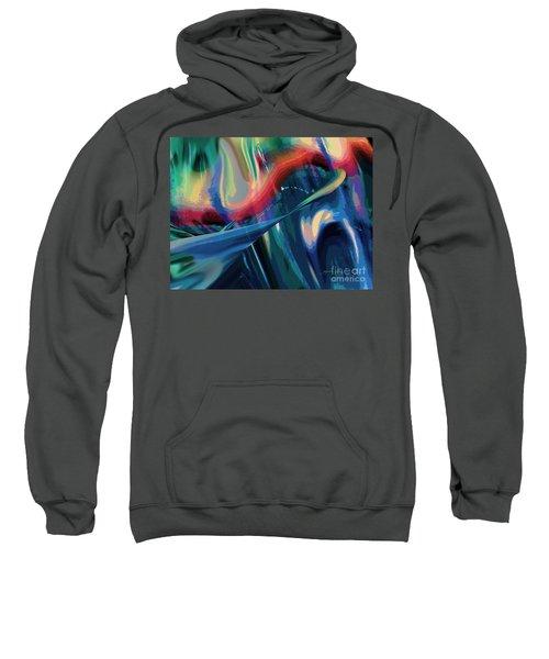 On My Way Sweatshirt
