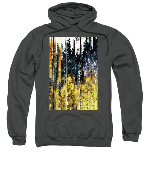 1 Peter 1 7. Tested By Fire Sweatshirt