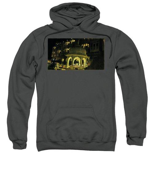 Tomb Of Shinning Windows Sweatshirt