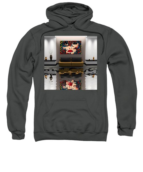 Stay On The Track Sweatshirt