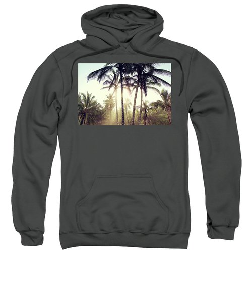 Ticla Palms Sweatshirt