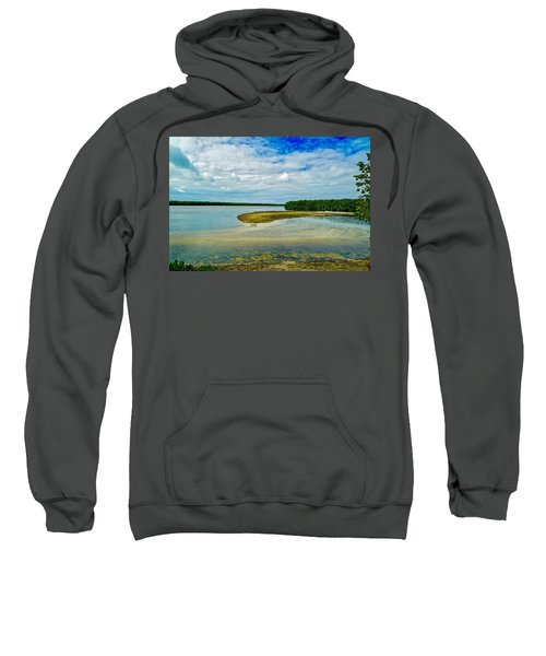 Wildlife Refuge On Sanibel Island Sweatshirt