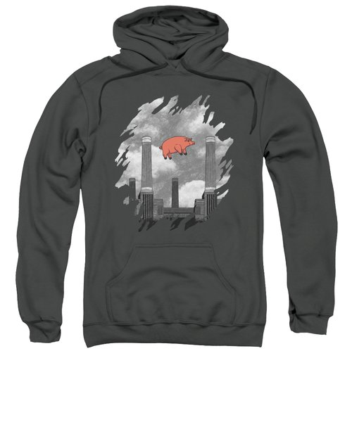 Pink Floyd Pig At Battersea Sweatshirt