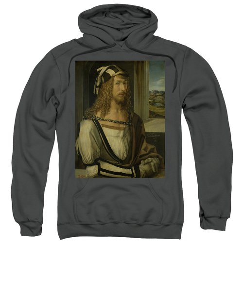 Self-portrait Sweatshirt