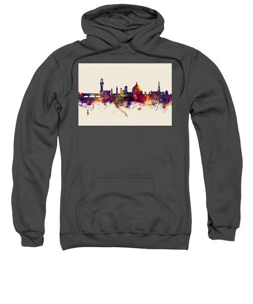 Florence Italy Skyline Sweatshirt