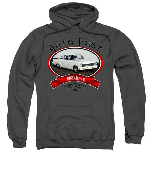1966 Chevy II  King Sweatshirt