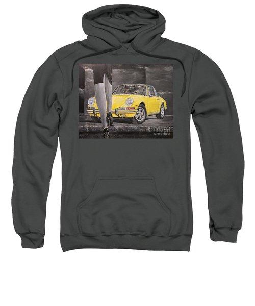 1968 Porsche 911 Targa Sweatshirt