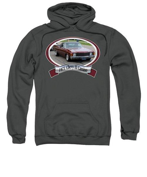 1971 Chevy El Camino Roberts Sweatshirt