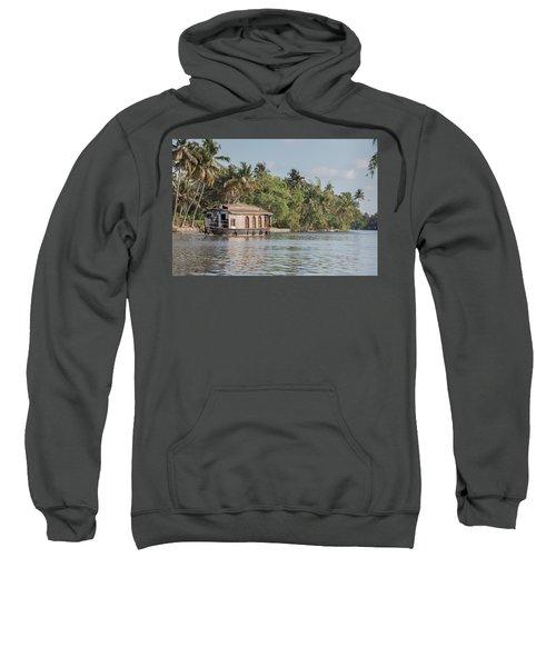 Backwaters Of Kerala Sweatshirt