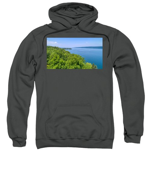 Cayuga Lake  Sweatshirt